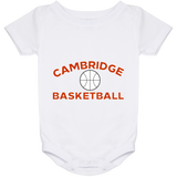 Baby Onesie 24 Month - Cambridge Basketball