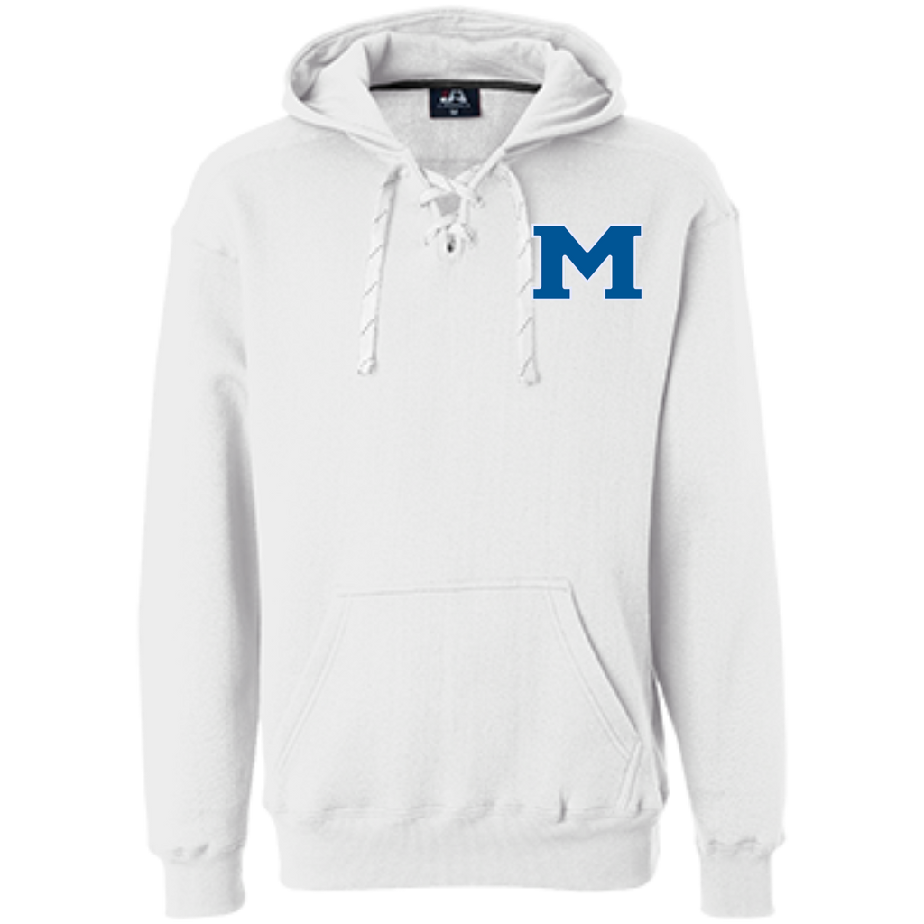"Sport Lace Hooded Sweatshirt - Middletown Block ""M"""
