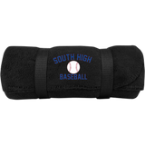 Small Fleece Blanket - South Glens Falls Baseball
