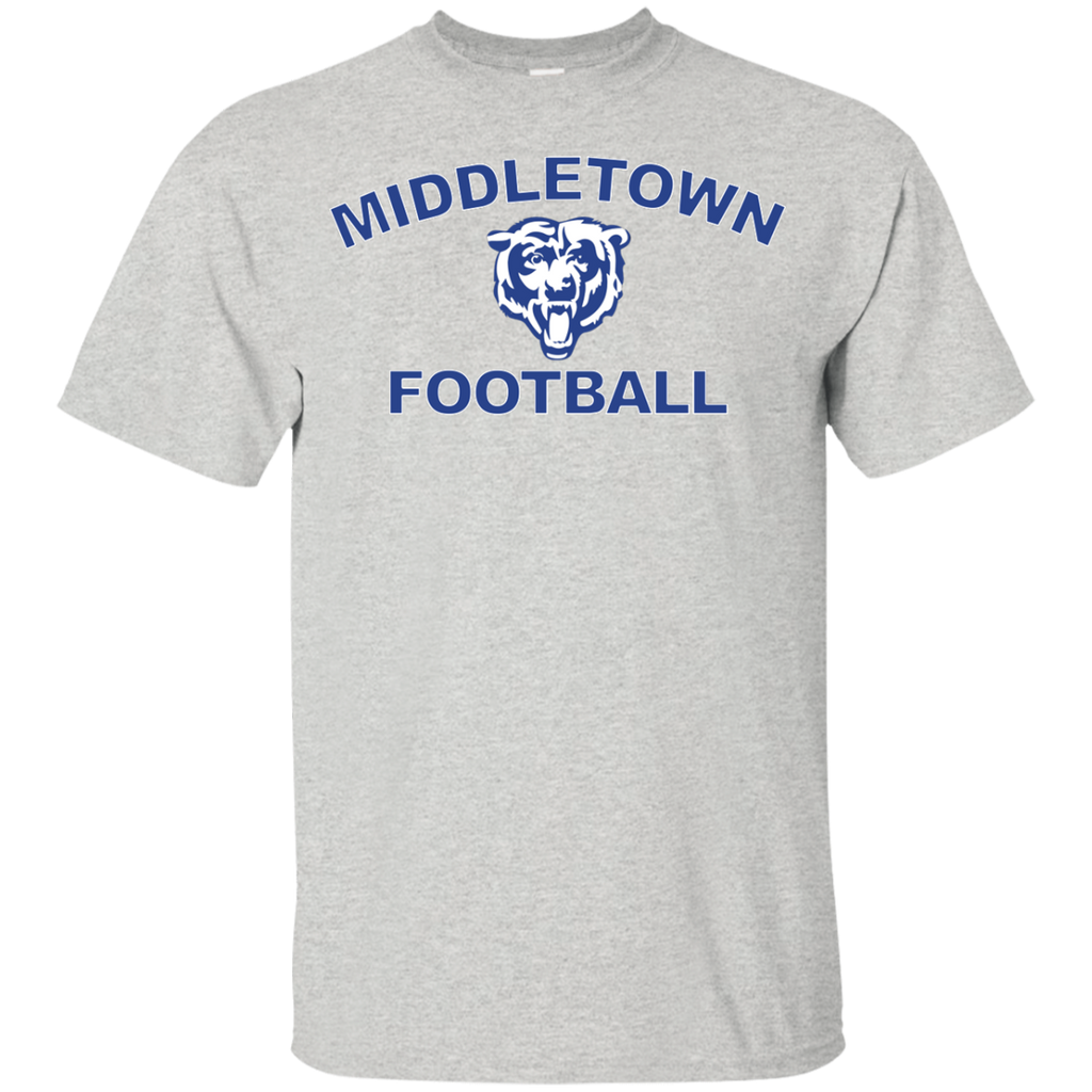 Youth Cotton T-Shirt - Middletown Football