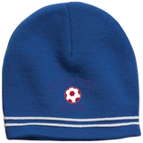 Colorblock Beanie - South Glens Falls Soccer
