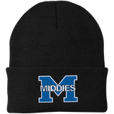 Knit Winter Hat - Middletown Middies