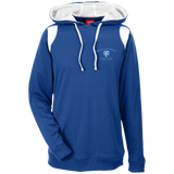 Men's Colorblock Hooded Sweatshirt - Middletown Tennis - Bear Logo