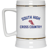 22 oz. Stein - South Glens Falls Cross Country