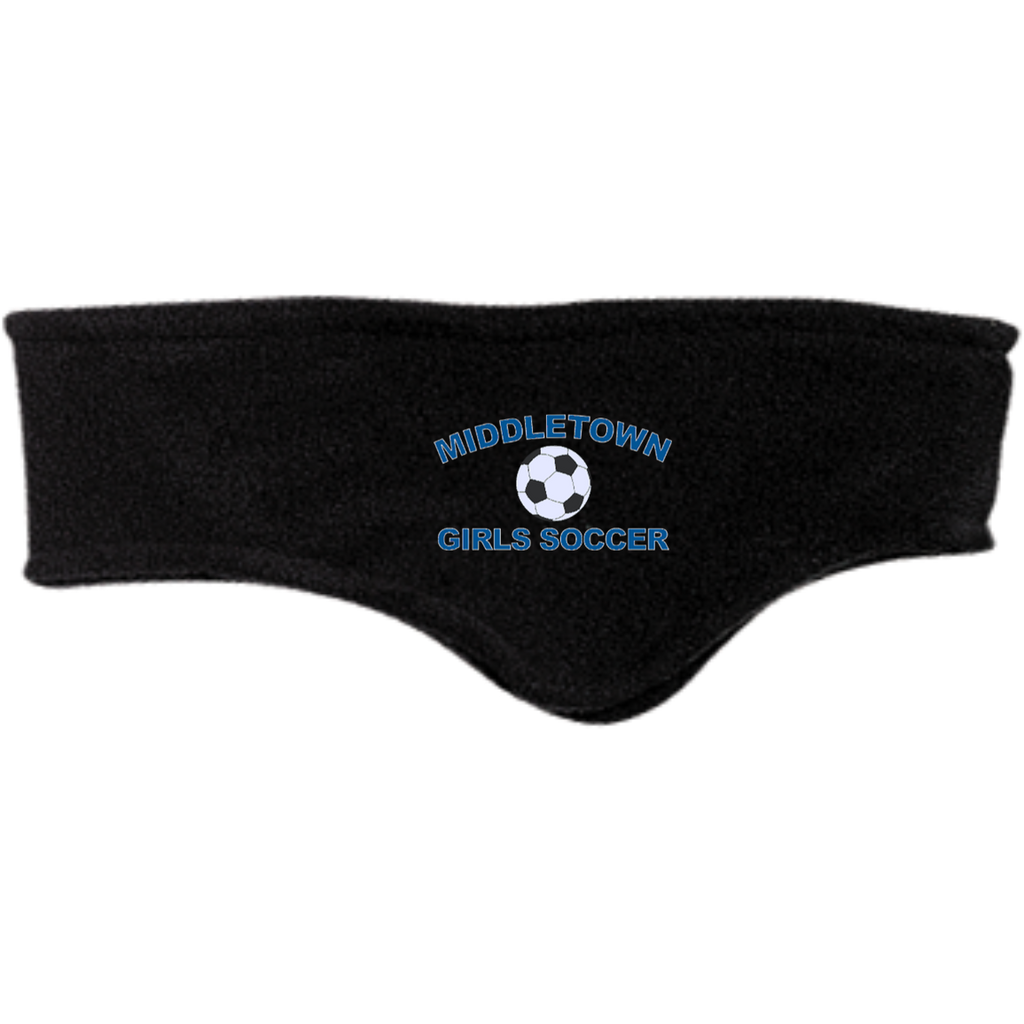 Fleece Headband - Middletown Girls Soccer