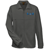 Men's Full-Zip Fleece - Middletown Unified Basketball