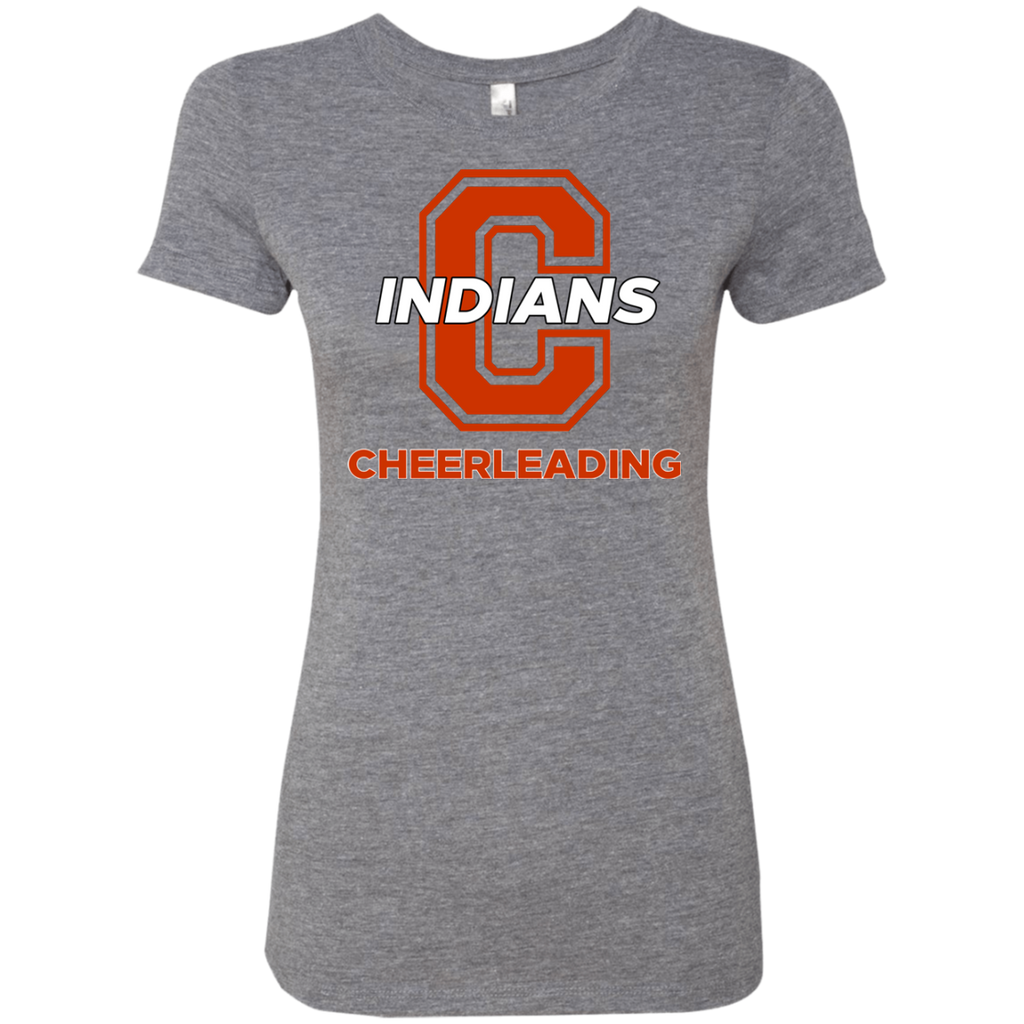 Women's Premium T-Shirt - Cambridge Cheerleading - C Logo