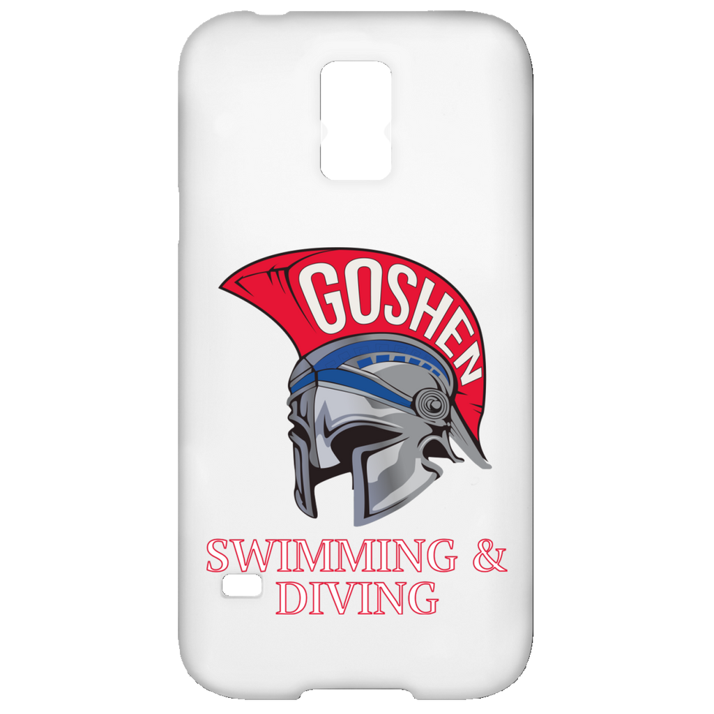 Samsung Galaxy S5 Case - Goshen Swimming & Diving