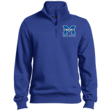 Men's Quarter Zip Sweatshirt - Middletown Middie Girls Soccer