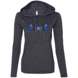 Women's T-Shirt Hoodie - Middletown Unified Basketball