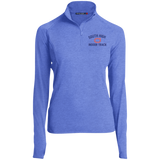 Women's Performance Quarter Zip Sweatshirt - South Glens Falls Indoor Track