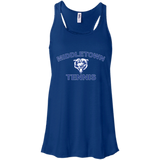 Women's Racerback Tank Top - Middletown Tennis - Bear Logo