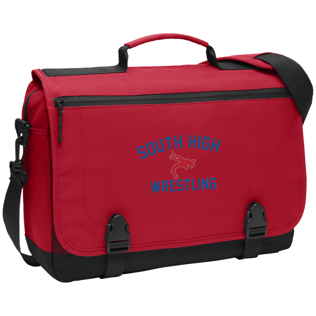 Messenger Bag - South Glens Falls Wrestling