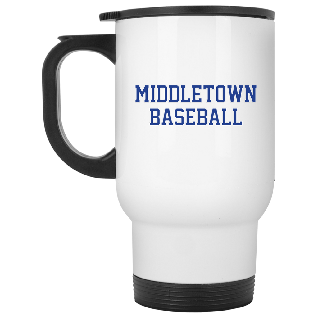 Travel Coffee Mug - Middletown Baseball