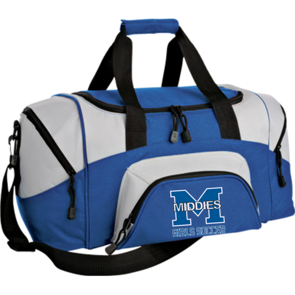 Small Duffel Bag - Middletown Middie Girls Soccer