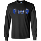Youth Long Sleeve T-Shirt - Middletown Unified Basketball