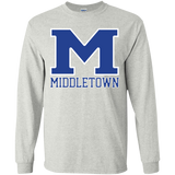 Youth Long Sleeve T-Shirt - Middletown