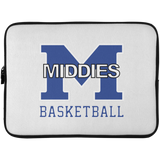 Laptop Sleeve - 15 Inch - Middletown Girls Basketball