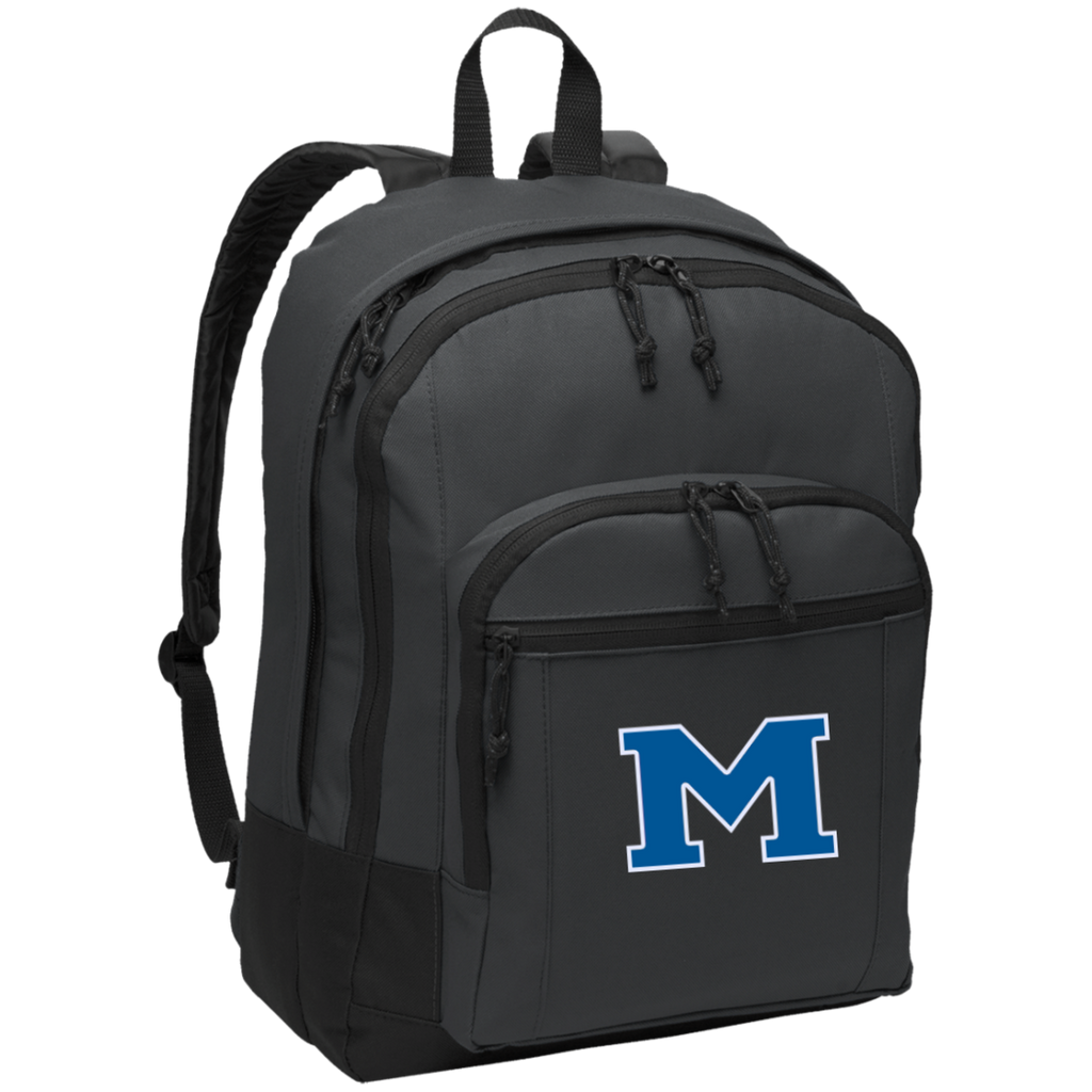 "Backpack - Middletown Block ""M"""