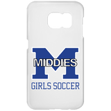 Samsung Galaxy S7 Phone Case - Middletown Middie Girls Soccer