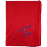 Sweatshirt Blanket - South Glens Falls Bowling
