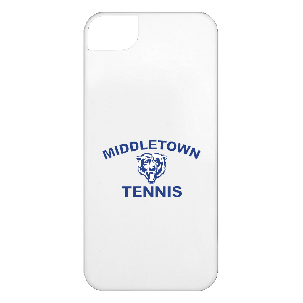 iPhone 5 Case - Middletown Tennis - Bear Logo