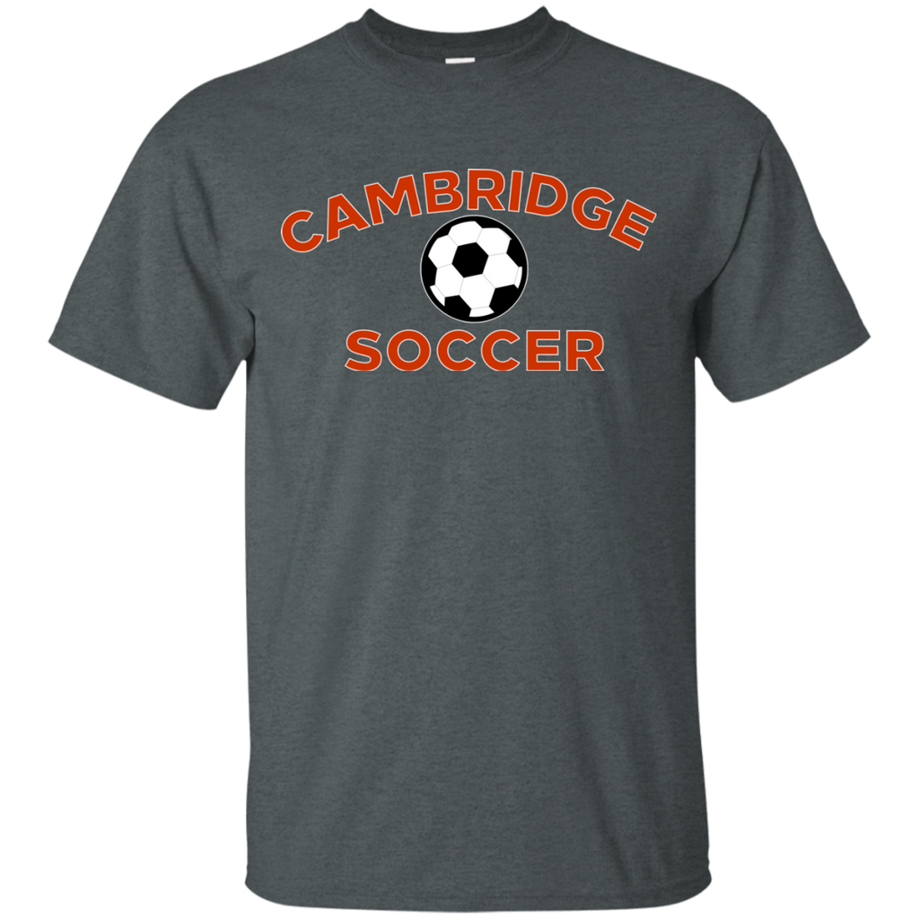 Men's Cotton T-Shirt - Cambridge Soccer