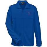 Men's Full-Zip Fleece - South Glens Falls Field Hockey