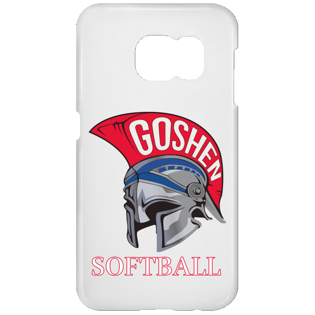 Samsung Galaxy S7 Phone Case - Goshen Softball