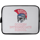 Laptop Sleeve - 10 inch - Goshen Intermediate School