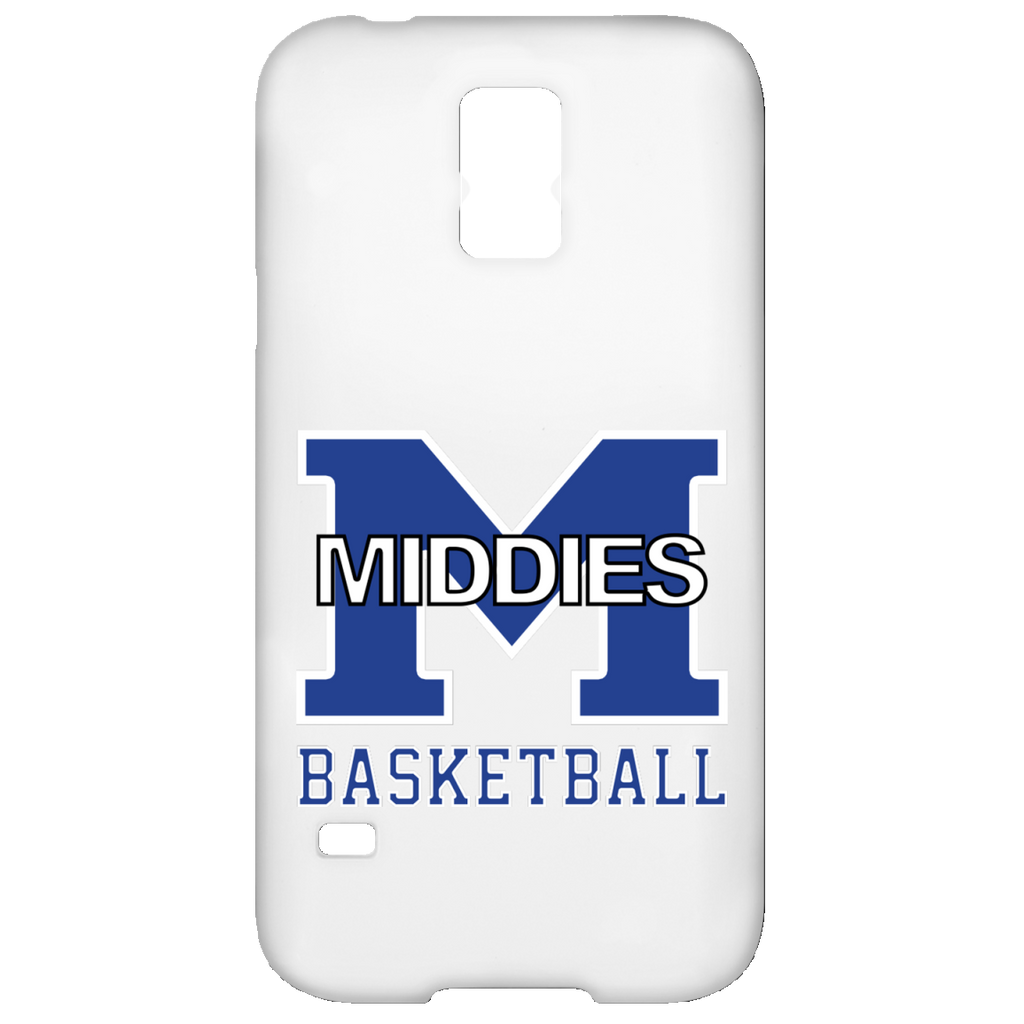 Samsung Galaxy S5 Case - Middletown Girls Basketball