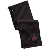 Golf Towel - South Glens Falls Swimming
