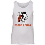 Youth Tank Top - Cambridge Track & Field - Indian Logo