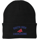 Knit Winter Hat - South Glens Falls Cheerleading