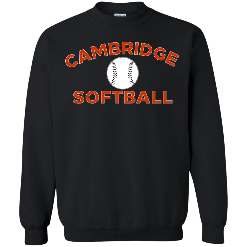 Crewneck Sweatshirt - Cambridge Softball