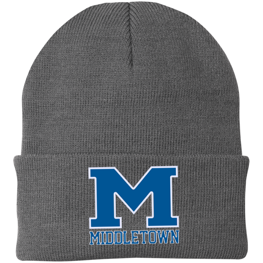 "Knit Winter Hat - Middletown ""M"""