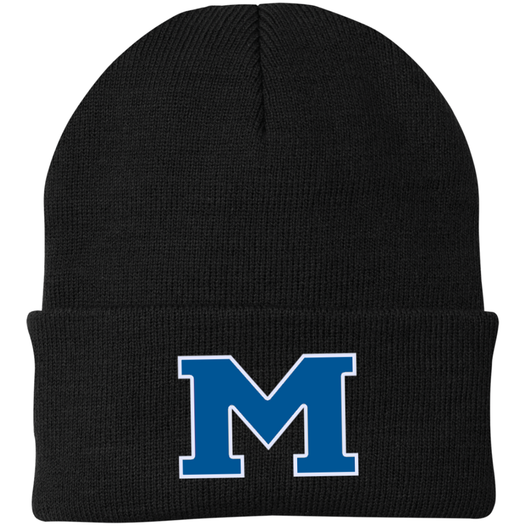 "Knit Winter Hat - Middletown Block ""M"""