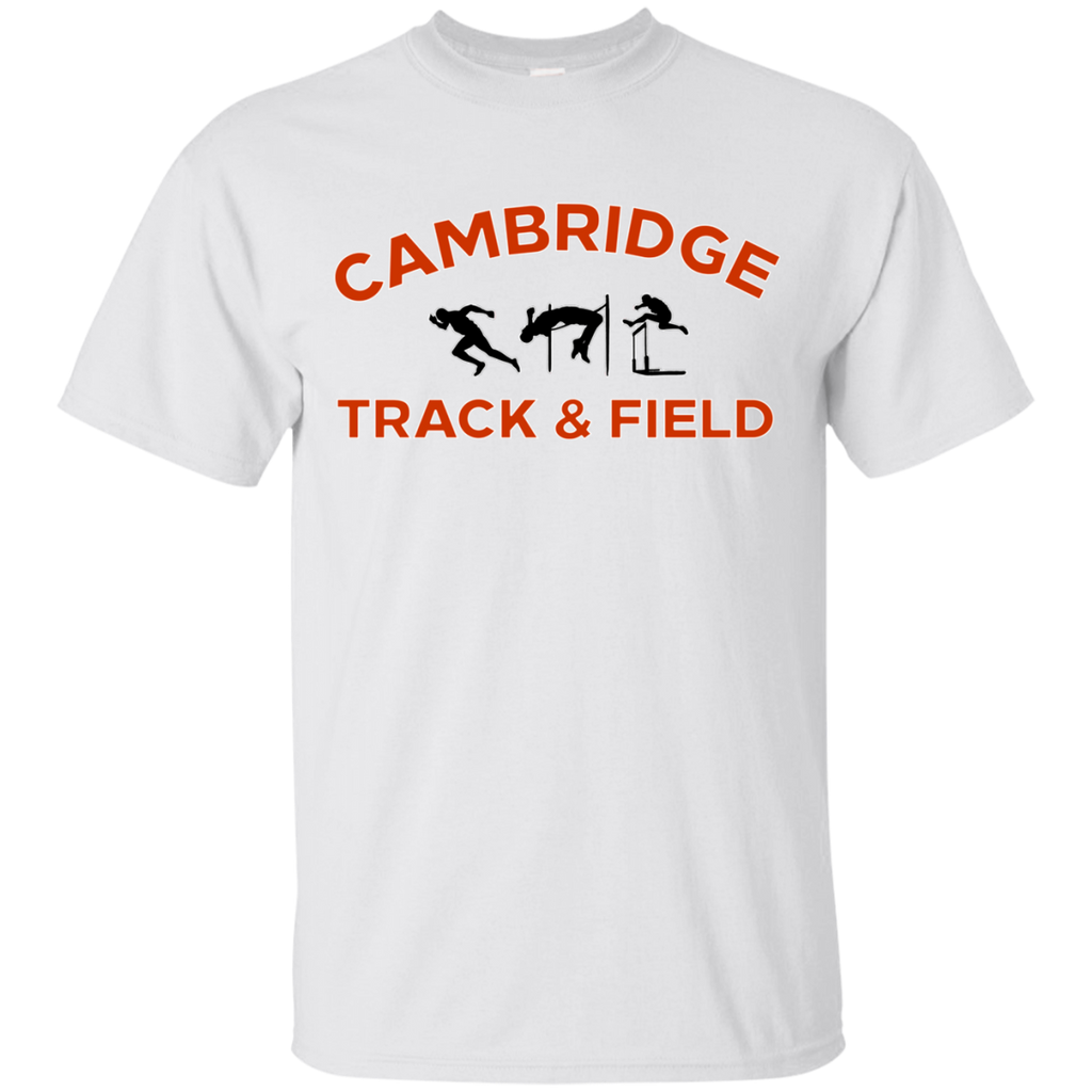Men's Cotton T-Shirt - Cambridge Track & Field