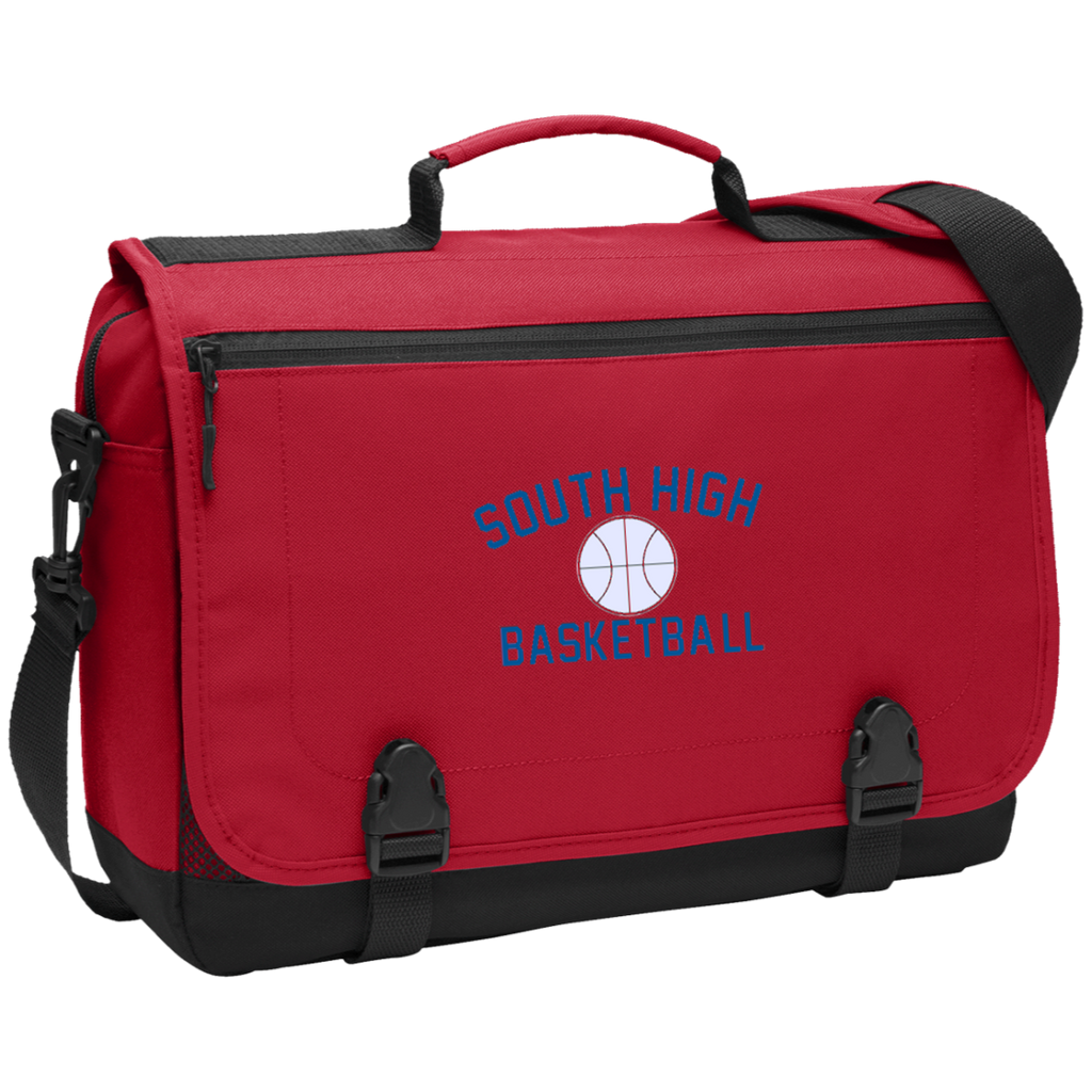 Messenger Bag - South Glens Falls Basketball
