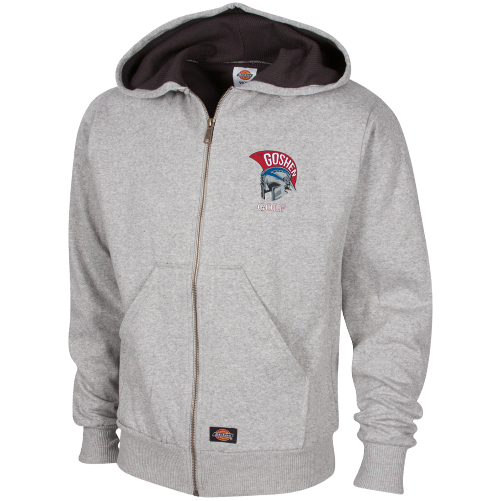 Thermal Fleece Hooded Sweatshirt - Goshen Golf