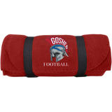 Small Fleece Blanket - Goshen Football