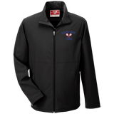 Men's Soft Shell Jacket - South Glens Falls Tennis