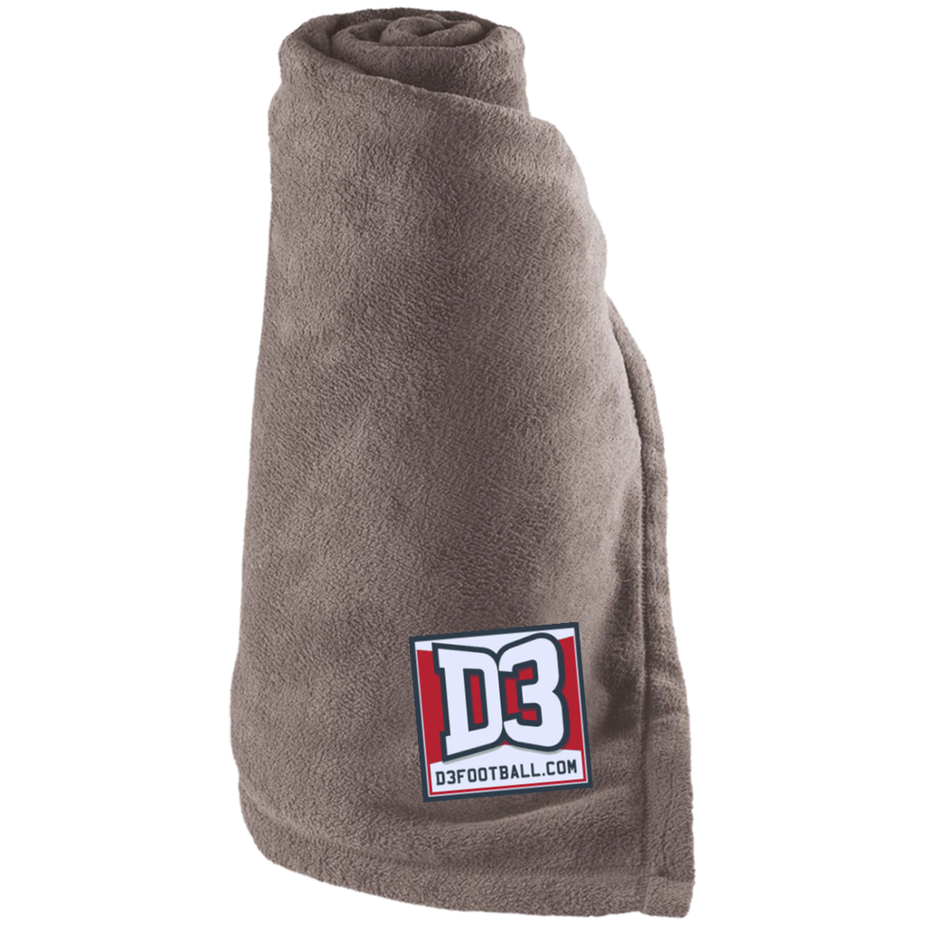 Large Fleece Blanket - D3Football.com