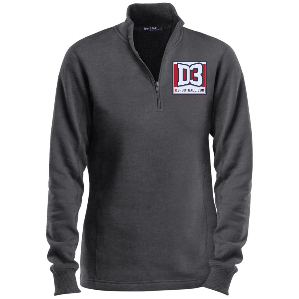 Women's Quarter Zip Sweatshirt - D3Football.com