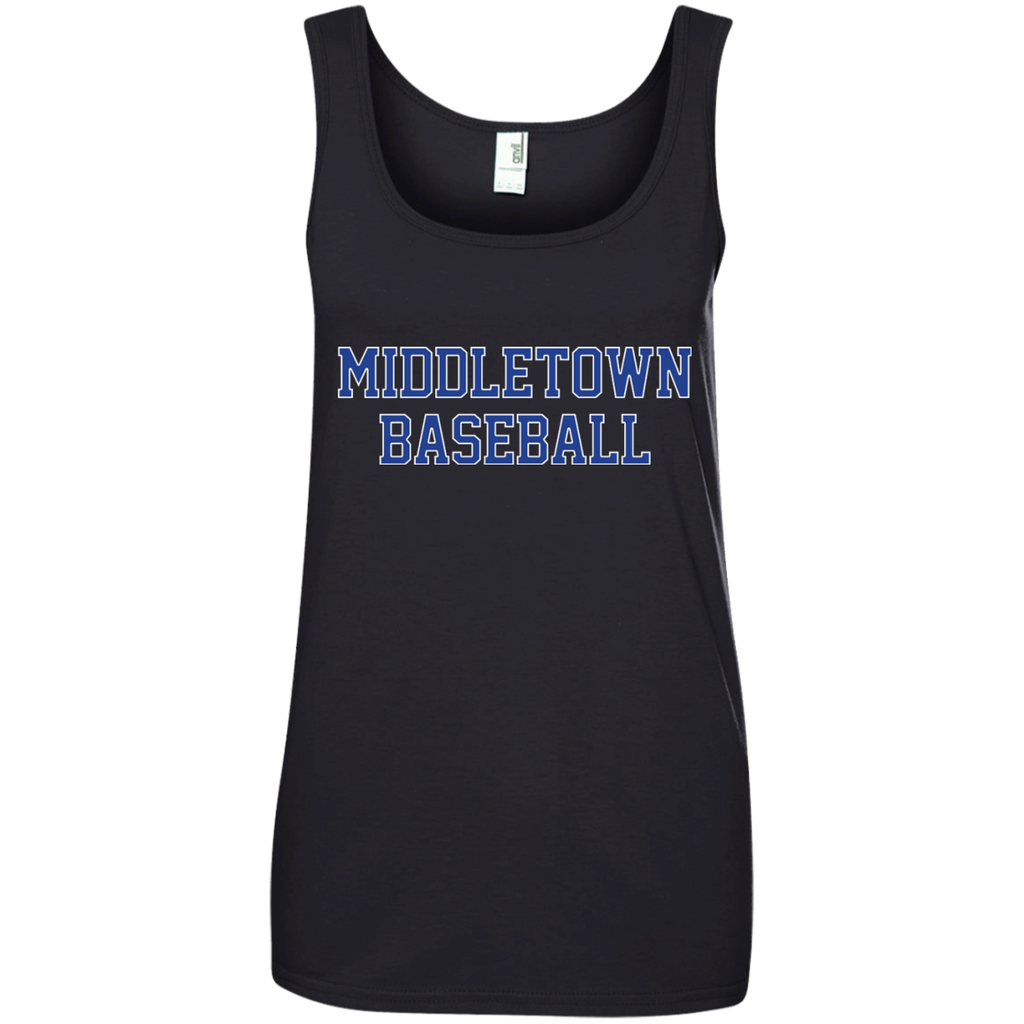 Women's Tank Top - Middletown Baseball