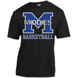 Men's Moisture Wicking T-Shirt - Middletown Girls Basketball