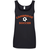 Women's Tank Top - Cambridge Soccer
