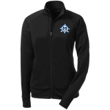 Women's Full-Zip Jacket - Middletown Baseball - Diamond Logo