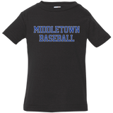 Infant T-Shirt - Middletown Baseball