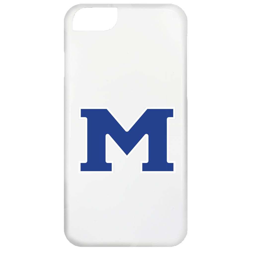 "iPhone 6 Case - Middletown Block ""M"""
